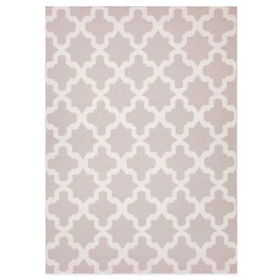 Jaipur Maroc Aster 5-Foot x 8-Foot Rug in Classic Grey