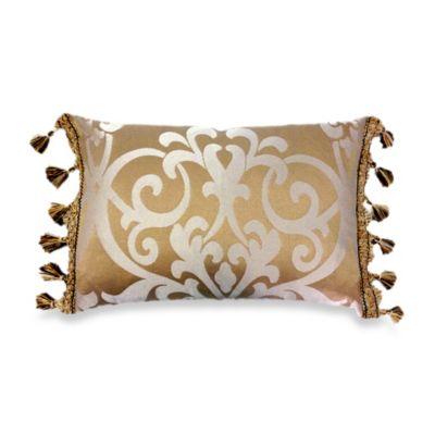Michael Amini Novella Oblong Throw Pillow