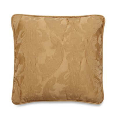 Sure Fit® Matelasse Damask 18-Inch Square Pillow