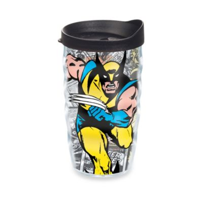 Tervis® Wolverine 10-Ounce Wavy Tumbler with Lid