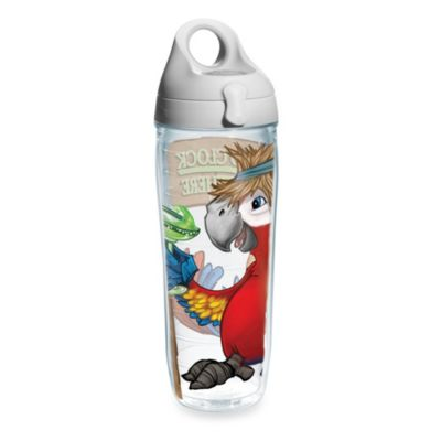 Tervis® Margaritaville® It's 5 O'Clock Somewhere 24-Ounce Wrap Water Bottle with Lid