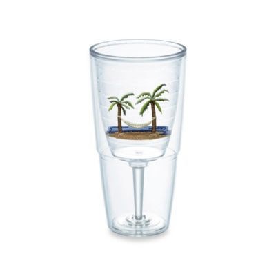 Tervis® Palm and Hammock 16-Ounce Goblet