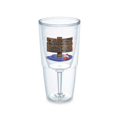Tervis® Life is Better at the Lake 16-Ounce Goblet
