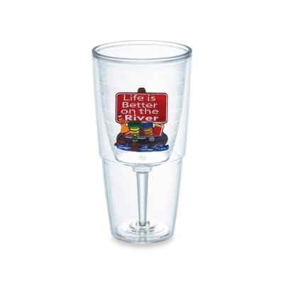 Tervis® Life is Better on the River 16-Ounce Goblet