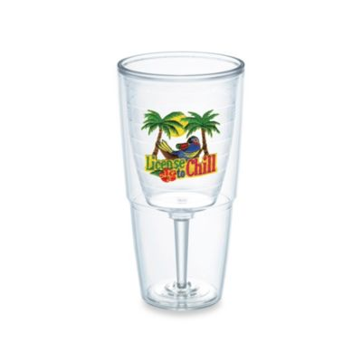Tervis® License to Chill 16-Ounce Goblet