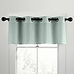 CityLinen Linen Grommet Window Curtain Valances