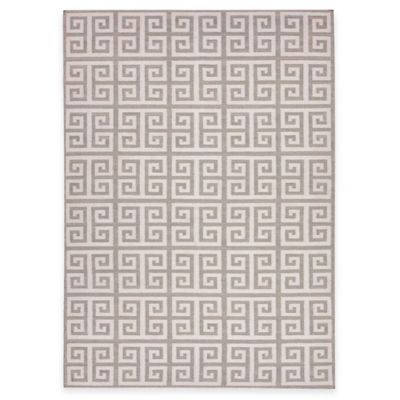 Jaipur Urban Bungalow Melina 3-Foot 6-Inch x 5-Foot 6-Inch Rug in Inky Sea