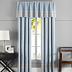 Hotel Window Treatment Set in Blue
