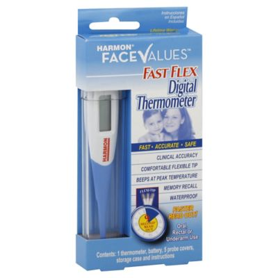 Harmon® Face Values™ Fast Flex Digital Thermometer