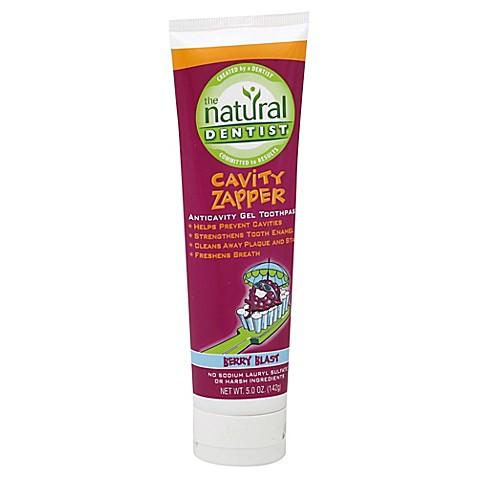 Natural dentist toothpaste ingredients