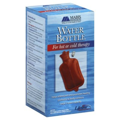 Mabis Hot or Cold Water Bottle