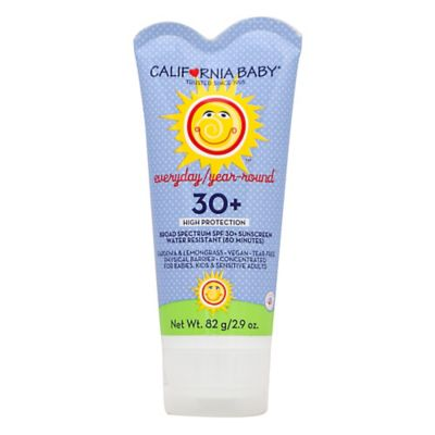 California Baby® 2.9 oz. SPF 30+ Sunscreen Lotion