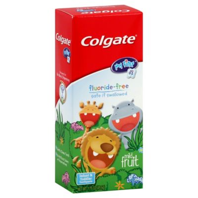 Colgate® 1.75 oz. My First Toothpaste in Mild Fruit Flavor