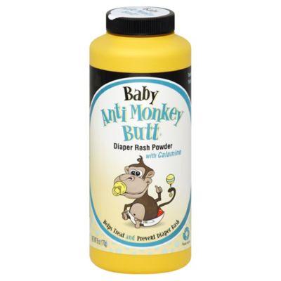 Diapering Essentials > Baby Anti Monkey Butt® 6 oz. Diaper Rash Powder with Calamine