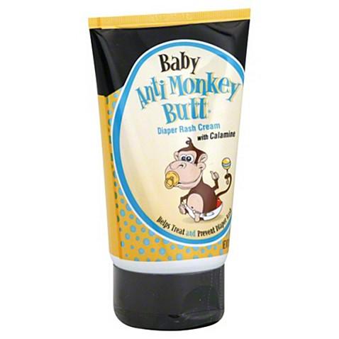 Baby Anti Monkey Butt 174 3 Oz Diaper Rash Cream With