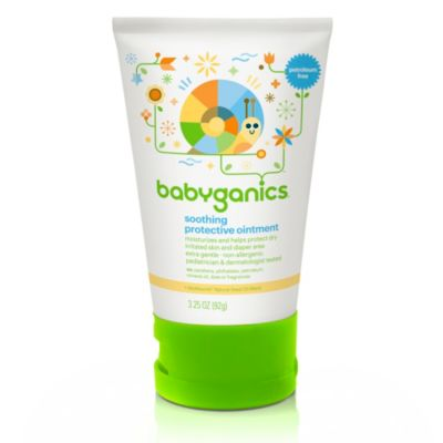 Diapering Essentials > Babyganics® 3.25 oz. Soothing Protective Ointment
