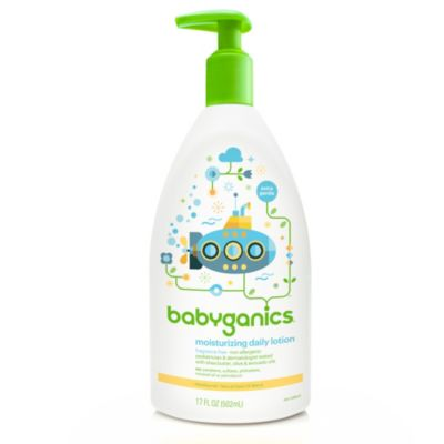 BabyGanics® Smooth Moves™ 16-Ounce Extra Gentle Daily Lotion