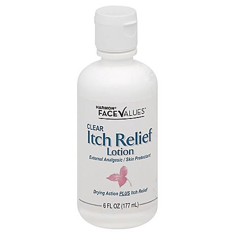 Anti itch face cream