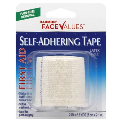 Harmon® Face Values™ 2-Inch x 2.3-Yard Self Adhering Tape