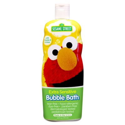 Sesame Street® 24 oz. Extra Sensitive Bubble Bath