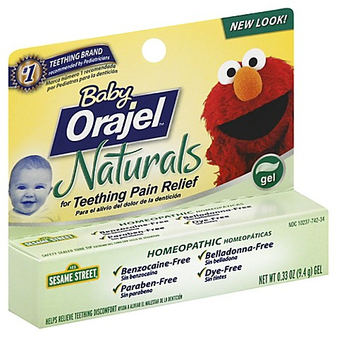 Baby Teething Natural Products