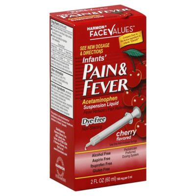 Cherry Pain & Fever