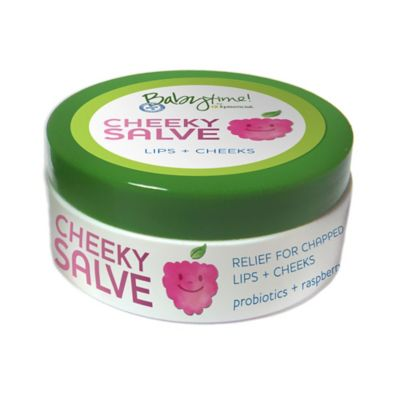 Babytime Episencial® 0.5 oz. Organic Cheeky Salve for Chapped Lips and Cheeks