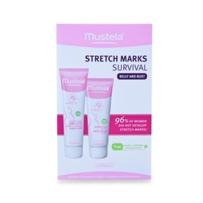 Mustela® Stretch Marks Survival Kit: Belly and Bust