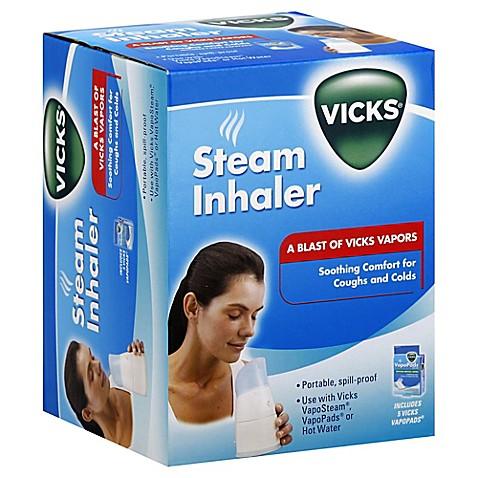 Vicks 174 Vaposteam Inhaler Www Bedbathandbeyond Com