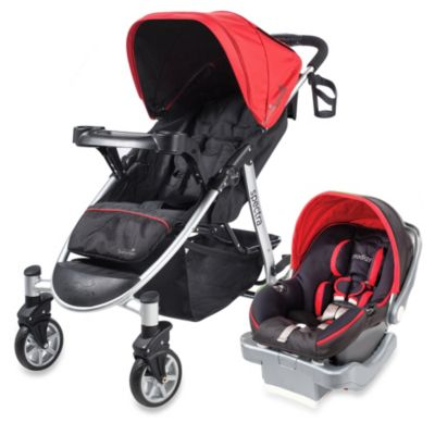 Summer Infant® Spectra™ Travel System with Prodigy® Infant Car Seat in Jet Set