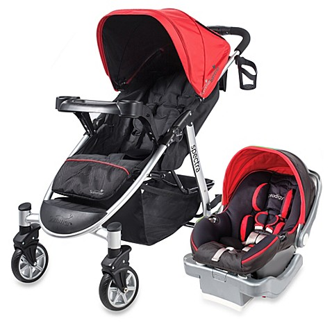 Prodigy Infant Car Seat And Travel System