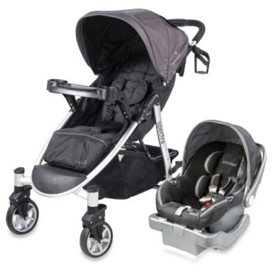 Summer Infant® Spectra™ Travel System with Prodigy® Infant Car Seat in Blaze