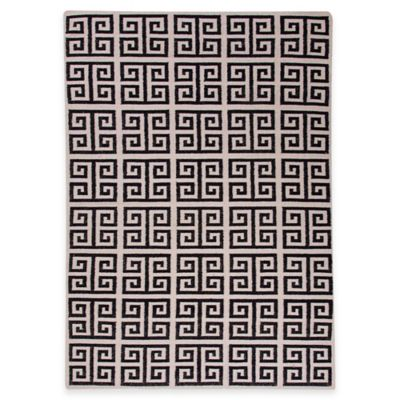 Jaipur Melina 5-Foot x 8-Foot Rug in Antique White