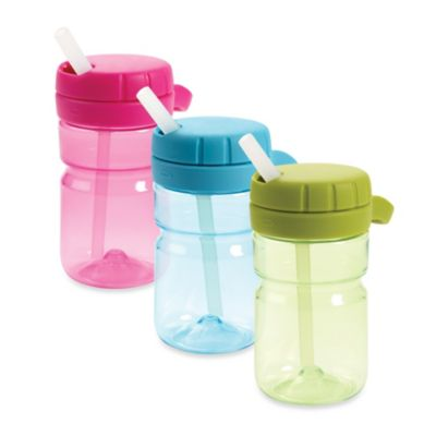 OXO Tot® Twist Top Water Bottle in Green