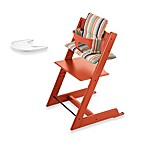 Stokke® Tripp Trapp® High Chair Complete Bundle in Orange