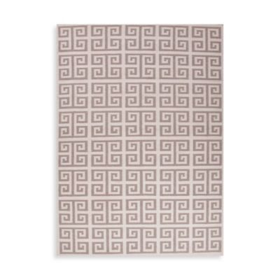Jaipur Urban Bungalow Melina Rug in White/Ashwood