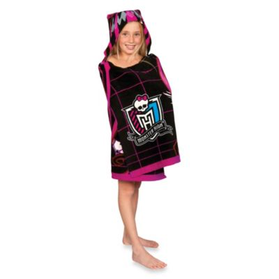 Mattel® Monster High™ Hooded Wrap