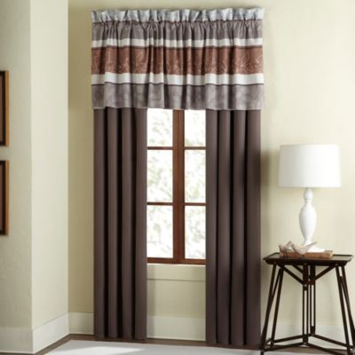 Sandra Window Valance