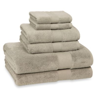 Kassatex Paradiso 6-Piece Towel Collection