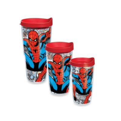 Tervis® Spider-Man 10–Ounce Wrap Tumbler with Lid