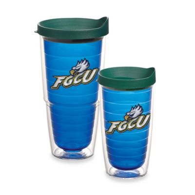Tervis® Florida Gulf Coast University 16–Ounce Tumbler with Lid in Sapphire
