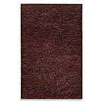 Rugs America Cambria Crosby Rug in Red and Burgundy