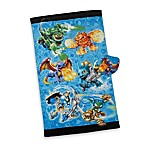 Skylanders Bath Towel and Wash Mitt Set