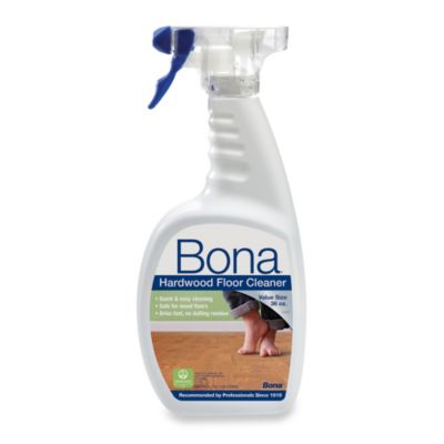 Bona® 36-Ounce Hardwood Floor Cleaner Spray Bottle