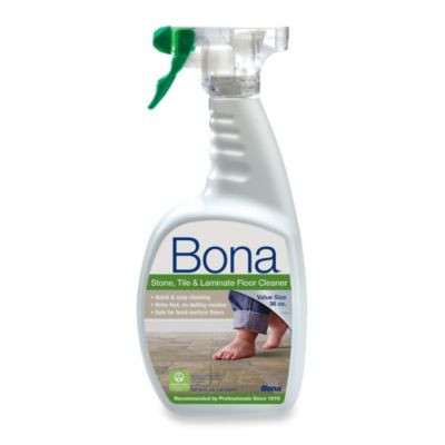 Bona® 36-Ounce StoneTile & Laminate Floor Cleaner Spray Bottle