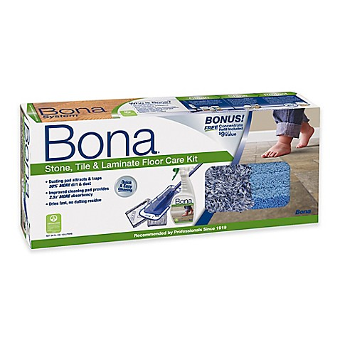 Bona 174 Stone Tile Amp Laminate Floor Care System