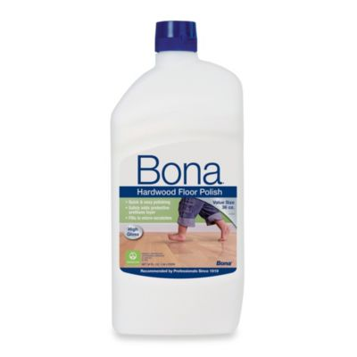 Bona® 36-Ounce Hardwood Floor High Gloss Polish