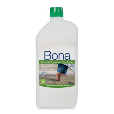 Bona® 36-Ounce StoneTileLaminate Floor Polish