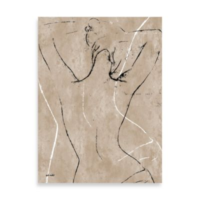 Fabrice de Villeneuve Studio Natural Silhouette Wall Art