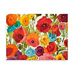 Garden Made of Color Printed Canvas Wall Art
